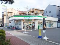 ファミリーマート店オープン